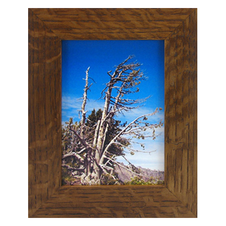 basic mitered wood picture frames