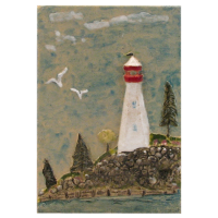 Lighthouse Tile - Ray Connors