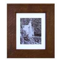 Tiered Mitered Frame for Vintage images