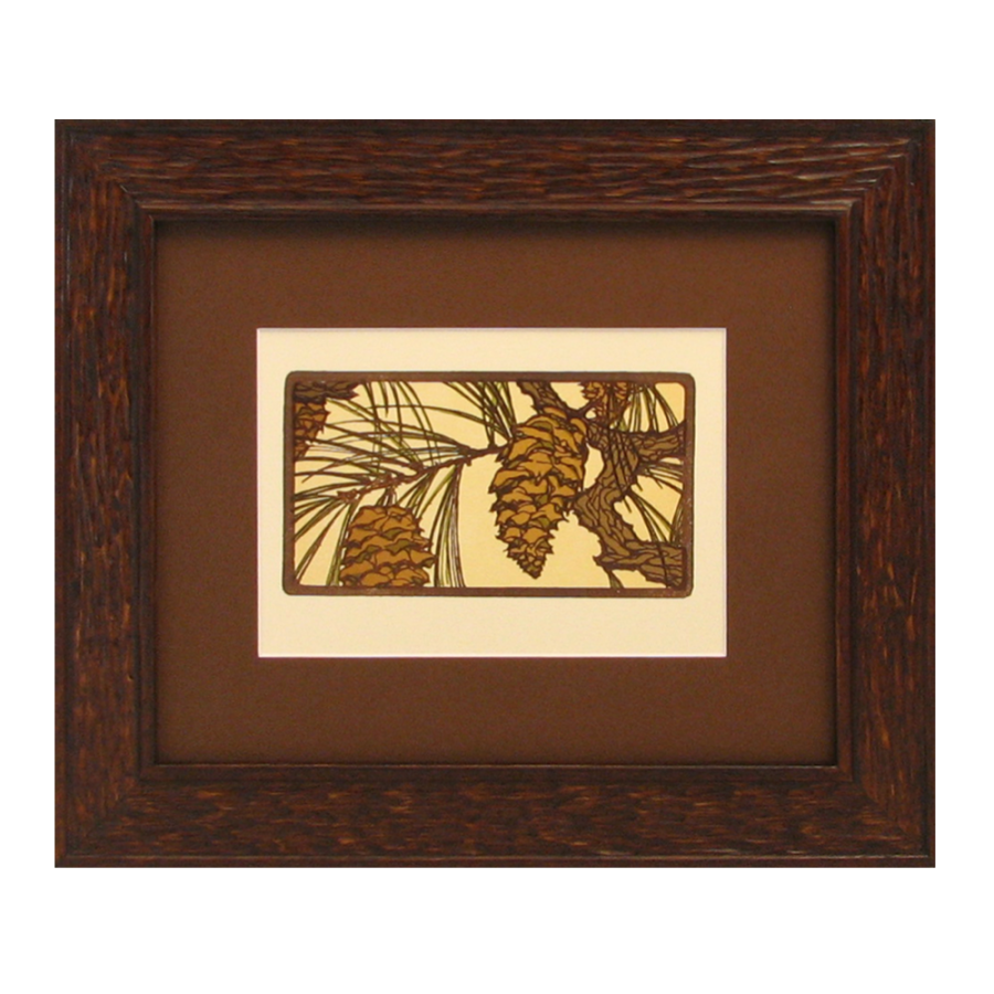 8×10 Mission Beaded Carved Wood Picture Frame – FM2550 - Solid Wood ...