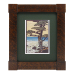 Mission Tenon Wood Frame