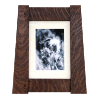Tapered Craftsman Wood Frame