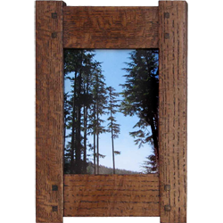 Portrait Wood Frame