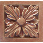 Flower Tile - Ray Connors