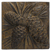 Pinecone Ceramic TIle