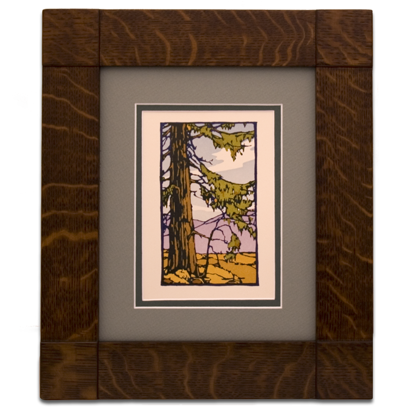 Wood Frames Handcrafted to Last a Lifetime