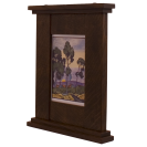 Mantle Picture Frame