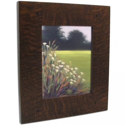 Wide Oak Frame