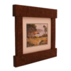 bungalow style frame