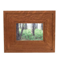 Mission Mitered Picture Frame